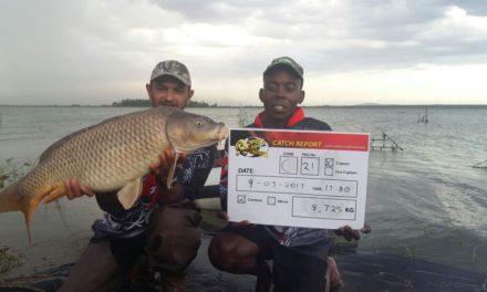 SA Carp Masters 2017
