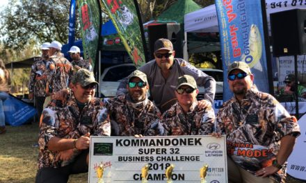 Super 32 Business Challenge – Hartbeespoort Dam